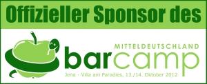 gocept sponsors barcamp