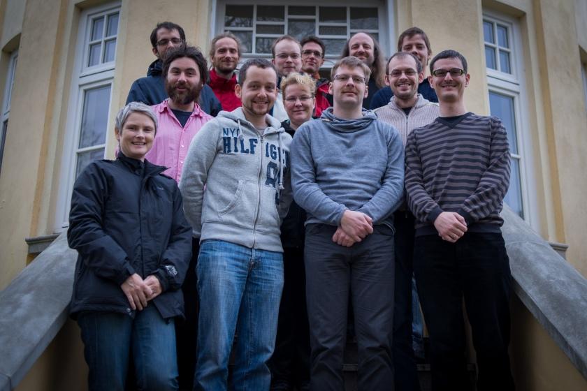 Das gocept-Team